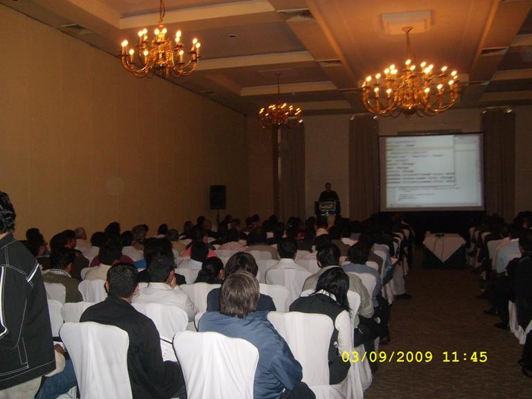 Delphi 2010 Launch in Mexico
