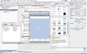 Delphi Prism XE building iPhone App