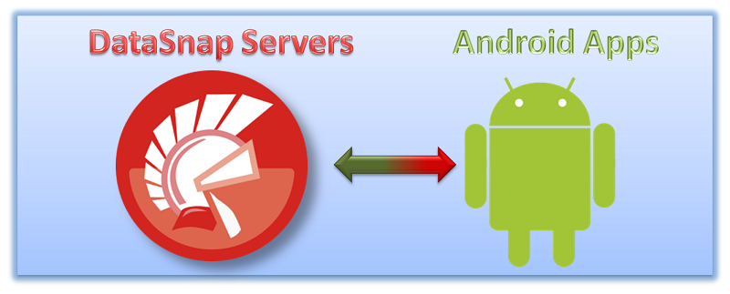 Delphi and Android apps