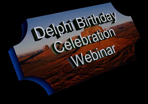 Delphi Birthday - 17 years of innovation