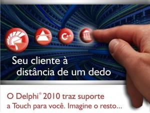 Lançamento do Delphi 2010