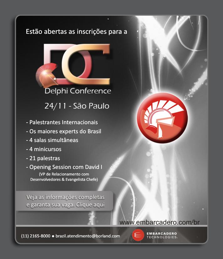 Delphi Conference Brasil