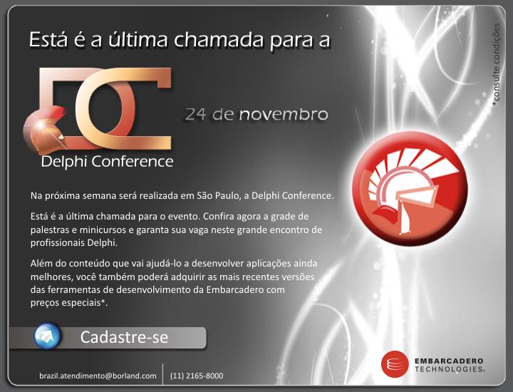 Delphi Conference
