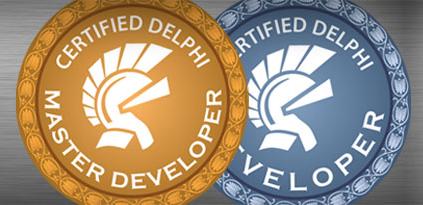 Delphi_Certification_Logos